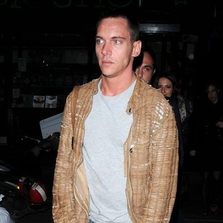Jonathan Rhys-Meyers in London Fashion Week Autumn/Winter 2012 - Vivienne Westwood After Party