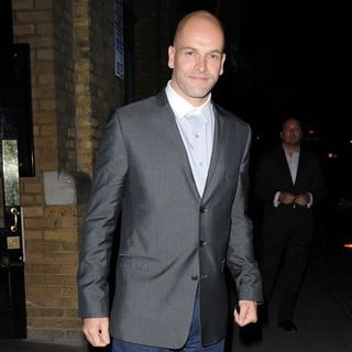 Jonny Lee Miller in Anna Christie Press Night