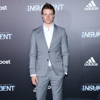 Jonny Weston in US Premiere of The Divergent Series: Insurgent - Red Carpet Arrivals