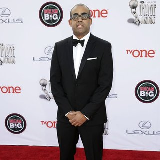 Jono Oliver in 45th NAACP Image Awards - Arrivals