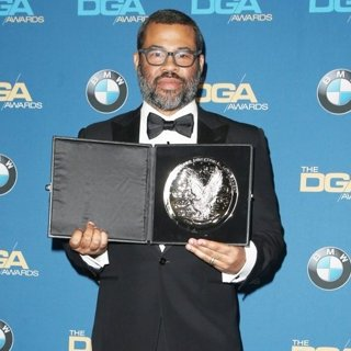 Jordan Peele in 70th Annual Directors Guild of America Awards - Press Room