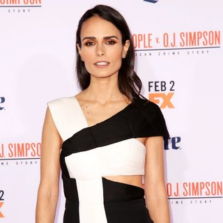 Jordana Brewster - The Premiere of FX's American Crime Story