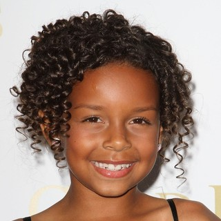 Jordenn Thompson in Lionsgate's Good Deeds Premiere