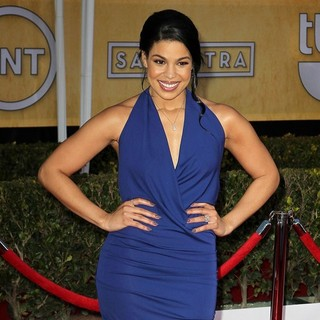 Jordin Sparks in 19th Annual Screen Actors Guild Awards - Arrivals