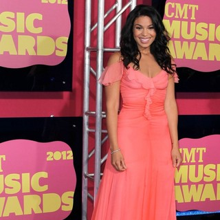 Jordin Sparks in 2012 CMT Music Awards