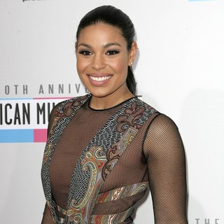 Jordin Sparks in The 40th Anniversary American Music Awards - Arrivals