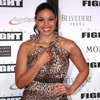 Jordin Sparks in Muhammad Ali's Celebrity Fight Night XIII