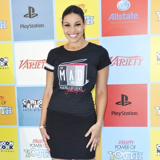 Jordin Sparks in Variety's Power of Youth Presented by The Cartoon Network - Arrivals