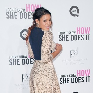 Jordin Sparks in New York Premiere of I Don't Know How She Does It - Arrivals