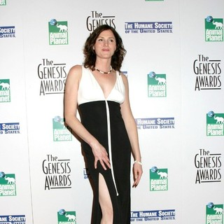 Jorja Fox in Genesis Awards