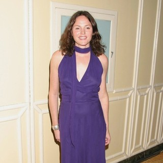 Jorja Fox in The Museum of Television and Radio to Honor Leslie Moonves and Jerry Bruckheimer