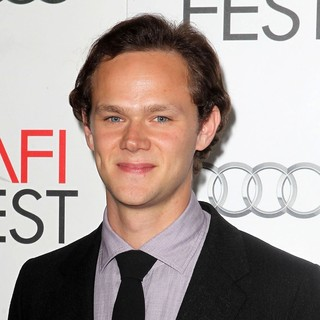 Joseph Cross in 2012 AFI Fest - Lincoln Premiere - Arrivals