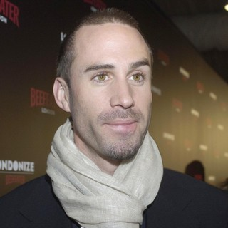 Joseph Fiennes in The Beefeater London Derby
