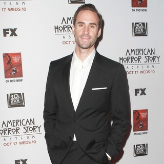 Joseph Fiennes in Premiere Screening of FX's American Horror Story: Asylum