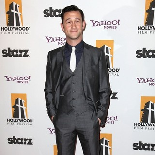 Joseph Gordon-Levitt in 15th Annual Hollywood Film Awards Gala Presented by Starz - Arrivals