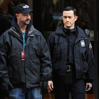 Joseph Gordon-Levitt in The Latest Batman Film Set The Dark Knight Rises