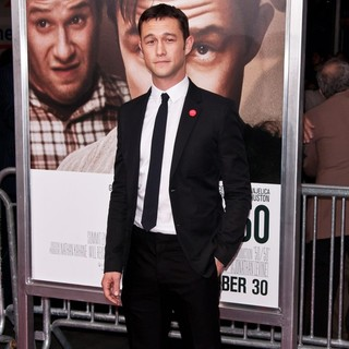 Joseph Gordon-Levitt in 50/50 New York Premiere - Arrivals