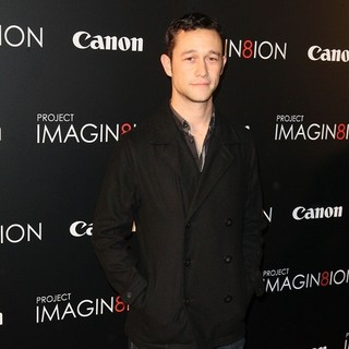 Joseph Gordon-Levitt in The Long Live Imagination Campaign Screening of When You Find Me