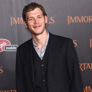 Joseph Morgan in Immortals 3D Los Angeles Premiere