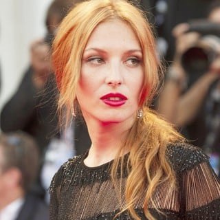 Josephine de la Baume in The 69th Venice Film Festival - The Company You Keep - Premiere - Red Carpet