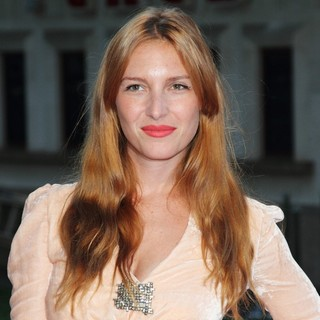 Josephine de la Baume in World Premiere of Rush - Arrivals