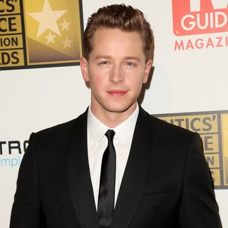 Josh Dallas in 2012 Critics' Choice TV Awards - Arrivals