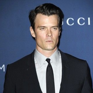 Josh Duhamel in LACMA 2013 Art and Film Gala Honoring Martin Scorsese and David Hockney Presented by Gucci