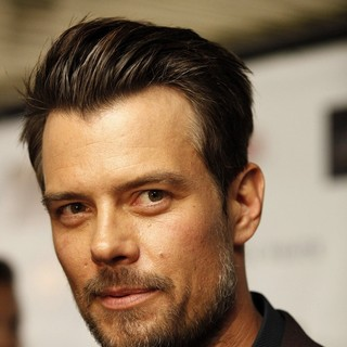 Josh Duhamel in Los Angeles Premiere of Scenic Route