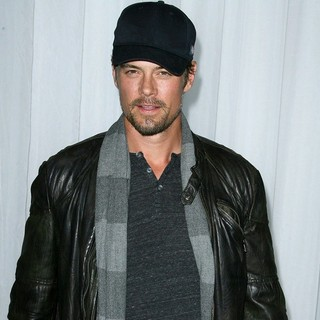 Josh Duhamel in Sony Playstation PS Vita Portable Entertainment System Launch Party