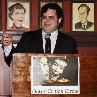 Josh Gad in The 61st Annual Outer Critics Circle Theatre Awards - Inside
