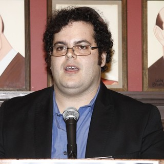 Josh Gad in The 62nd Annual Outer Critics Circle Theatre Awards