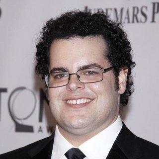 Josh Gad in The 65th Annual Tony Awards - Arrivals