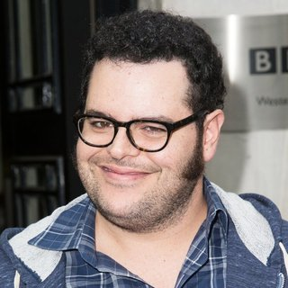 Josh Gad Leaving The Radio 2 Studio