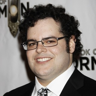 Josh Gad in Opening Night Afterparty forThe Broadway Musical Production of The Book of Mormon