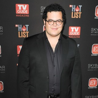 Josh Gad in TV Guide Hot List Party