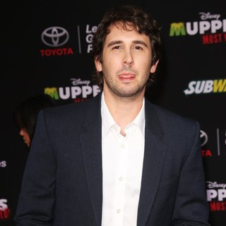 Los Angeles Premiere of Disney's Muppets Most Wanted - Red Carpet Arrivals - josh-groban-premiere-muppets-most-wanted-02