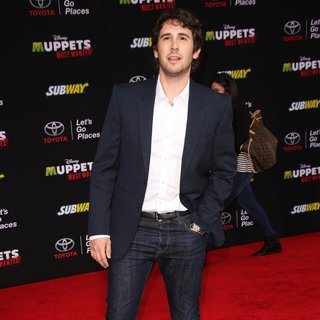 Josh Groban in Los Angeles Premiere of Disney's Muppets Most Wanted - Red Carpet Arrivals