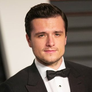 Josh Hutcherson in 2015 Vanity Fair Oscar Party - josh-hutcherson-2015-vanity-fair-oscar-party-01