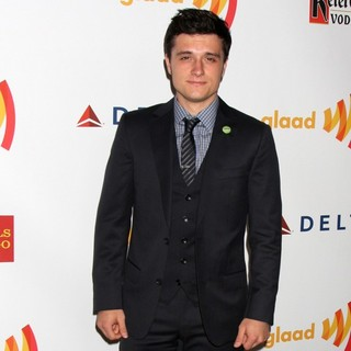 Josh Hutcherson in The 23rd Annual GLAAD Media Awards