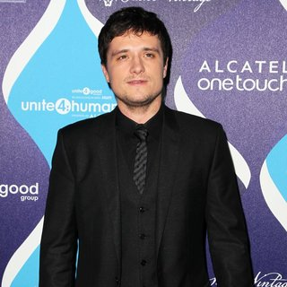 Josh Hutcherson in 2nd Annual unite4:humanity Presented by ALCATEL ONETOUCH - Arrivals - josh-hutcherson-2nd-annual-unite4-humanity-01