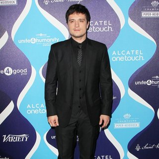 Josh Hutcherson in 2nd Annual unite4:humanity Presented by ALCATEL ONETOUCH - Arrivals - josh-hutcherson-2nd-annual-unite4-humanity-02