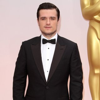 Josh Hutcherson in The 87th Annual Oscars - Red Carpet Arrivals - josh-hutcherson-87th-annual-oscars-01