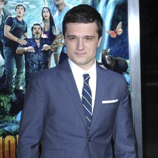 Josh Hutcherson in The Los Angeles Premiere of Journey 2: The Mysterious Island - Arrivals