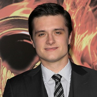 Josh Hutcherson in Los Angeles Premiere of The Hunger Games - Arrivals