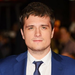 Josh Hutcherson in The Hunger Games: Mockingjay, Part 1 World Premiere - Arrivals - josh-hutcherson-uk-premiere-mockingjay-part-1-01