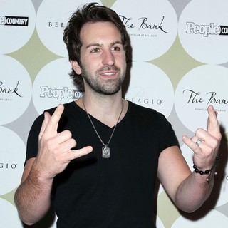 Josh Kelley in People Country Celebrates Nashville in Vegas