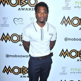 Josh Osho in The 2012 MOBO Awards Nominations Announcement - Arrivals