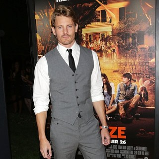 Josh Pence in The Premiere of Paramount Pictures' Fun Size - Arrivals
