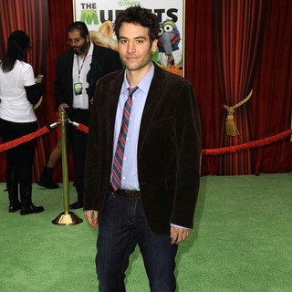 Josh Radnor in The Premiere of Walt Disney Pictures' The Muppets - Arrivals