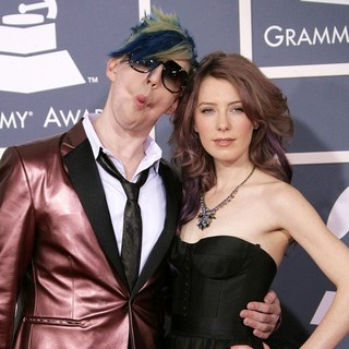 Josh Ramsay in 55th Annual GRAMMY Awards - Arrivals